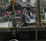 Just a panoramic photo while on the carousel